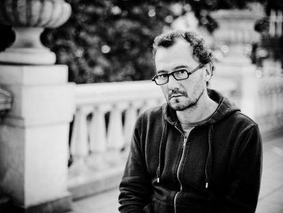 El director y dramaturgo Rodrigo García.