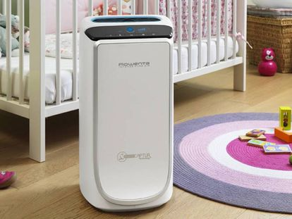 Ponemos a prueba cuatro modelos de purificadores de aire para el hogar.