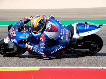 El GP de Teruel de MotoGP se celebra este fin de semana en el circuito MotorLand Aragón