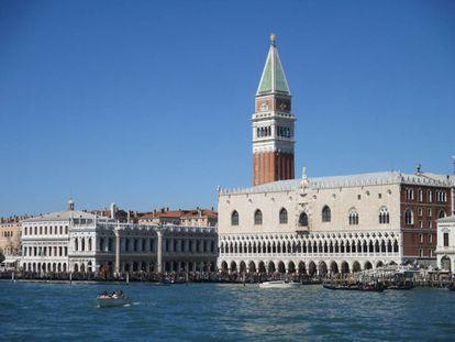 Venecia es uno de los lugares más amenazados del Mediterráneo.