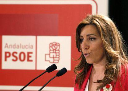 Susana Diéz, hace la primera valoración de los sondeos.