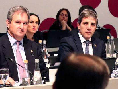 Una imagen de la pasada cumbre del G20 en Buenos Aires (Argentina).