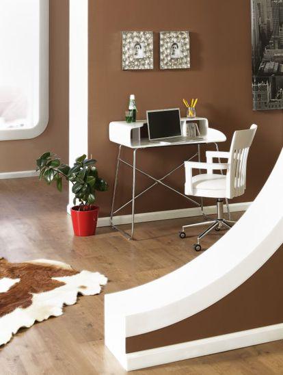 Conjunto funcional de escritorio en pequeñas dimensiones, de Portobellostreet.