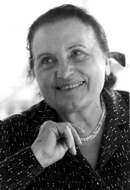 Lise London.