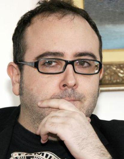 Carlos Areces, miembro del jurado de Fant 2014.