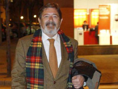 El ex director general de Trabajo, Javier Guerrero.