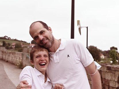 Los primeros años conviviendo con la discapacidad de mi hijo Alvarete pensaba que se recuperaría.