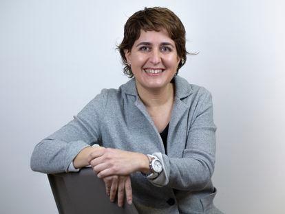 La líder del Partit Nacionalista de Catalunya, Marta Pascal.