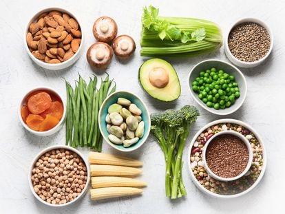 Un plato de la huerta puede tener tantas proteínas como uno de salchichas.