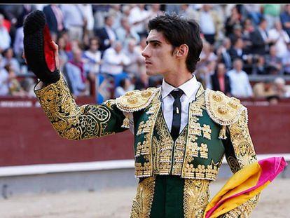 Víctor Barrio, en una de sus últimas actuaciones en Madrid.