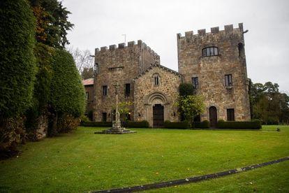 El Pazo de Meirás, en el 'concello' coruñés de Sada, fue primero residencia de Emilia Pardo Bazán y, tras la Guerra Civil, del dictador Francisco Franco.