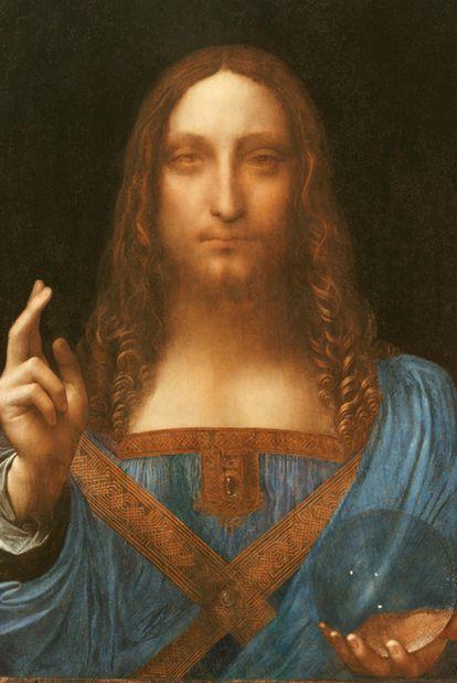 'Salvator Mundi'.