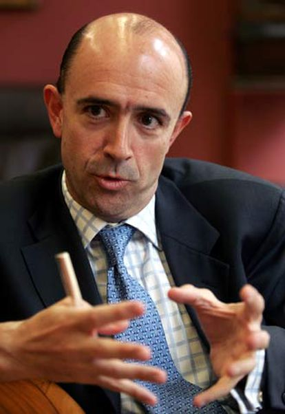 El consejero de Sanidad de Madrid, Manuel Lamela.