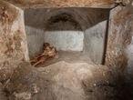 Necropoli Porta Sarno III anno scavo - Pompei Parco Archeologico