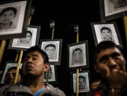 La Oficina del Alto Comisionado recopila en un informe graves violaciones de derechos humanos tras la desaparición de los 43 jóvenes de Iguala