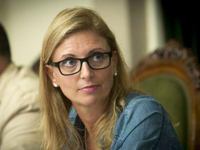 Amparo Marco, alcaldesa socialista de Castellón.
