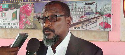 Mohamed Abdi Hassan, en una foto de enero de 2013.