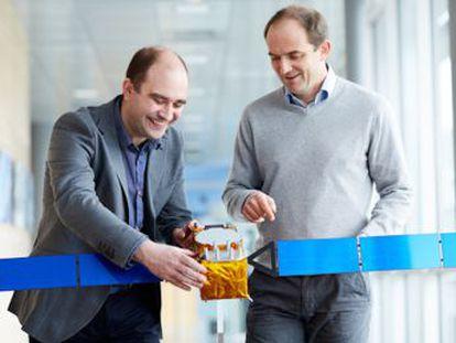 José Ángel Ávila y su equipo han diseñado las señales del sistema de navegación por satélite Galileo, el GPS europeo