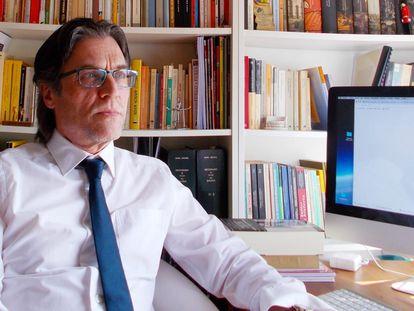 Esteban Álvarez, presidente de la asociación de directores de Madrid.