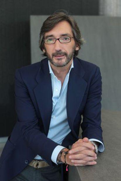 Iñaki Oyarzábal, el sábado en el Palacio Euskalduna de Bilbao.