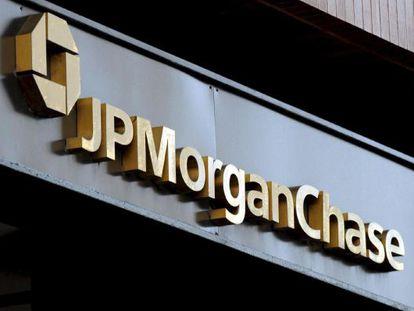 Una oficina de JPMorgan, en Nueva York.