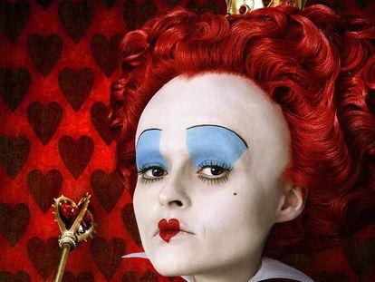 Fotograma de 'Alicia en el país de las maravillas' (2010), de Tim Burton.