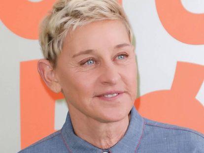 Ellen DeGeneres en un evento organizado por Netflix en Los Ángeles, California, en noviembre de 2019.