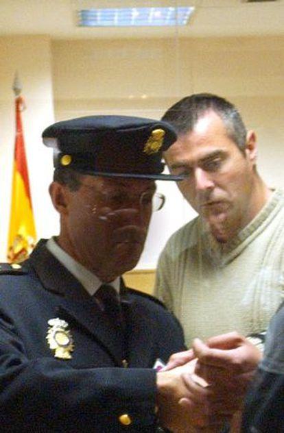 El etarra Carrasco, en 2004.