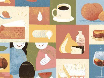 Lágrimas de leche y miel