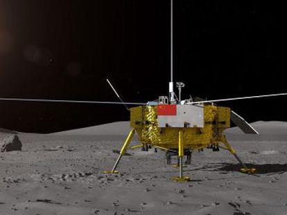 La misión se ha programado para aprovechar la luz solar que precisan el módulo de aterrizaje y el vehículo móvil de exploración