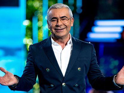 Jorge Javier Vázquez en un programa de Telecinco en febrero de 2020.