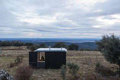 Refugio para guardas de Gaztelu y Jerez.