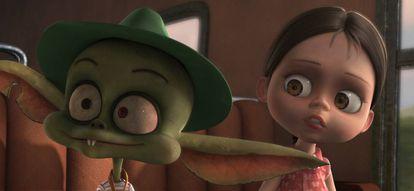 Fotograma de la película 'Ana y Bruno'.