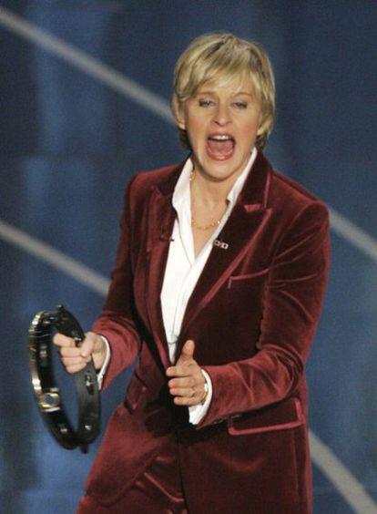 La actriz actúa durante la 79ª edición de la ceremonia de entrega de los premios Oscar