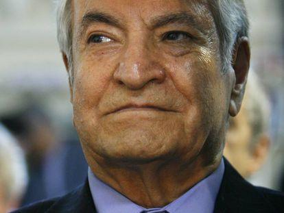 Abbas Amirentezam, en una foto tomada en 2008.