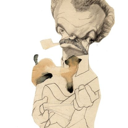 """""""Georges Brassens, 100 años""""."""