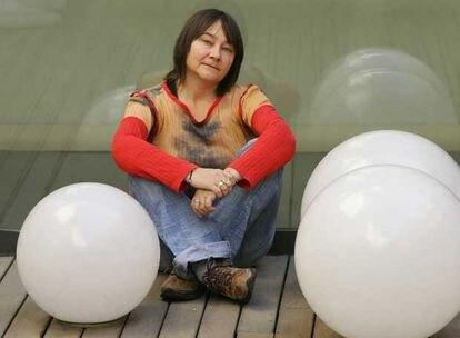 La escritora Ali Smith.