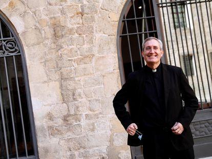 El papa Francisco ha nombrado este martes al actual rector del Seminario Mayor Interdiocesano de Cataluña, Xavier Vilanova Pellisa, como nuevo obispo auxiliar de Barcelona.