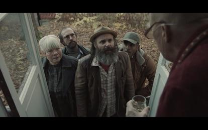 Una imagen de la serie 'Una conspiración sueca'.