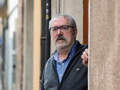 El periodista Santi Carreras.