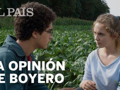Fotograma de 'Ahmed'. En vídeo, crítica de la película de los hermanos Dardenne de Carlos Boyero.