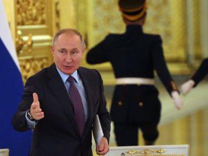 """El presidente afirma que las sanciones """"no pueden ser colectivas"""""""