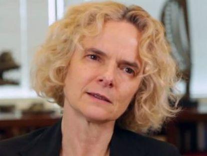 Nora Volkow dirige el Instituto Nacional sobre el Abuso de Drogas de EEUU