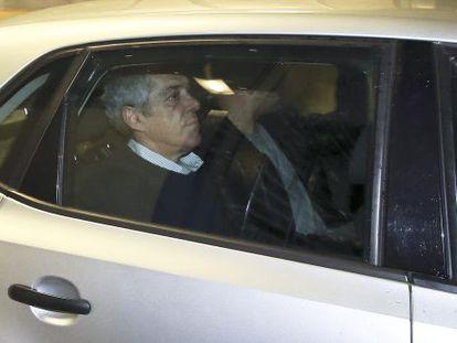 José Sócrates, en una foto tomada en noviembre de 2014.