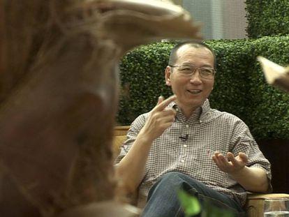 Liu Xiaoboen una imagen de 2008.