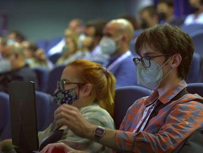 Imagen del VI Congreso Español de Informática celebrado en Málaga.
