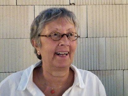 Pilar Vázquez, traductora.