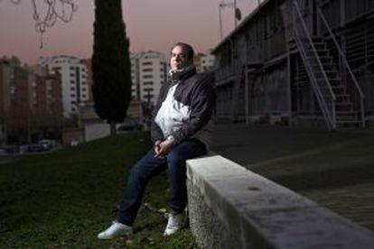 José María Navarrete, enfermo de hepatitis C.