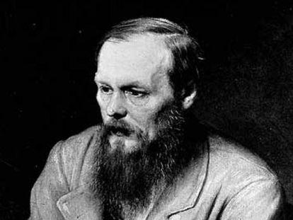 Retrato de Fiódor Dostoievski (1821-1881) realizado por Vassili Perov en 1872 y propiedad de la galería Tretiakov de Moscú.