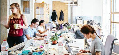 Este espacio sobresale por su cultura creativa y su espíritu emprendedor.